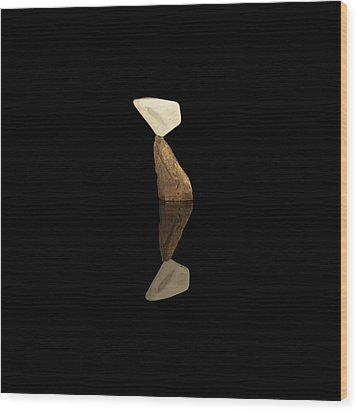 Untitled Wood Print by Arlyn Petrie