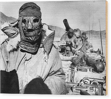 U.s. Marines In Korea During The Korean Wood Print by Everett
