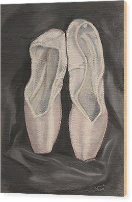 Vaganova Wood Print