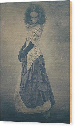 Victorian Wood Print by Pawel Piatek