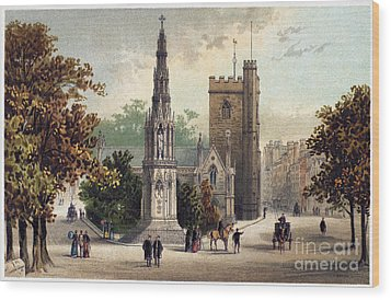 View Of Oxford, C1885 Wood Print by Granger