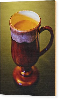 Wood Print featuring the photograph Warmth by Randall  Cogle