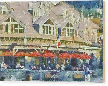 Whistler One Wood Print by Dale Stillman