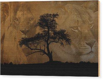 Wild Wood Print