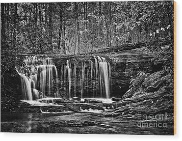 Wildcat Creek  Wood Print
