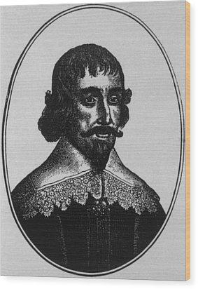 William Prynne 1600-1669 Wood Print by Everett
