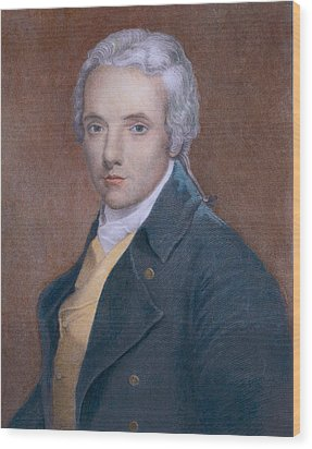 William Wilberforce 1759-1833, British Wood Print by Everett