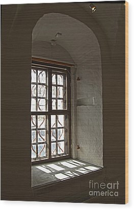 Window Sobor Wood Print
