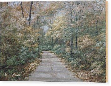 Windsong Wood Print