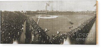 World Series, 1906 Wood Print by Granger