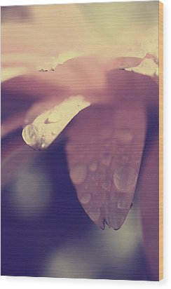 You Left Me Crying Wood Print by Laurie Search