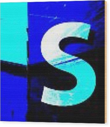 Seaworthy S Wood Print by Carol Leigh