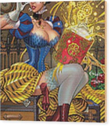 Grimm Fairy Tales 59  Wood Print