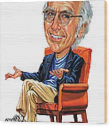 Larry David Wood Print