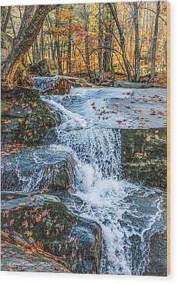 #0043 - Dummerston, Vermont Wood Print