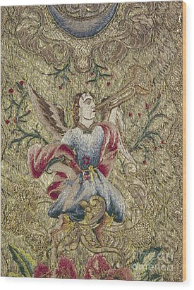 Chasuble, 18th Century Wood Print by Granger