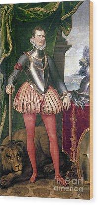 John Of Austria (1547-1578) Wood Print by Granger