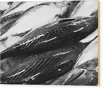 09026 Wood Print by Jeffrey Freund