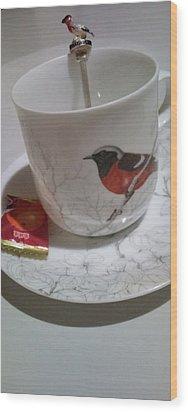 Kotori Means Bird Wood Print