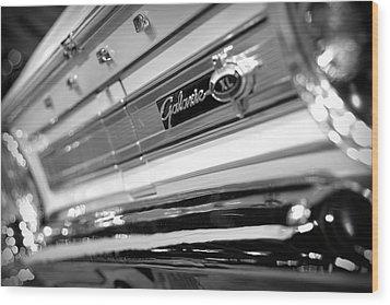 1964 Ford Galaxie 500 Xl Wood Print by Gordon Dean II