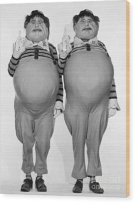 Alice In Wonderland, 1933 Wood Print by Granger