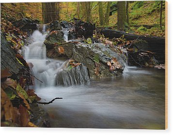 Bodetal, Harz Wood Print