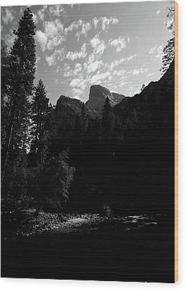 Cathedral Rocks  Wood Print by Chris  Brewington Photography LLC