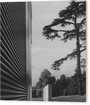 Compton Verney Warwickshire England Wood Print