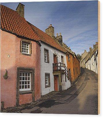 Culross Wood Print