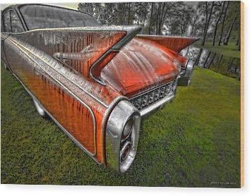 Eldorodo Wood Print by Jerry Golab