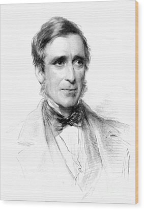 James Paget, English Surgeon Wood Print by Science Source