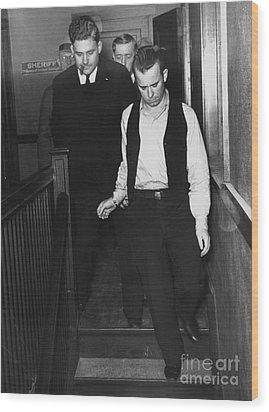 John Dillinger 1903-1934 Wood Print by Granger
