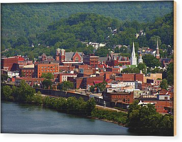 Maysville Kentucky Wood Print