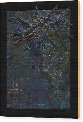 Passion Wood Print by Dorothy Allston Rogers