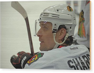 Patrick Sharp Wood Print