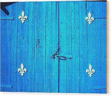 Quebec ... Wood Print by Juergen Weiss