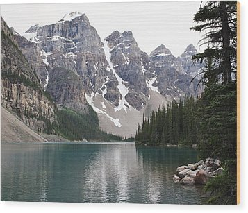 Wood Print featuring the photograph Quiet Waters by Al Fritz