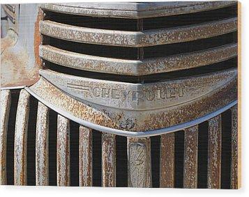 Bow Tie Wood Print