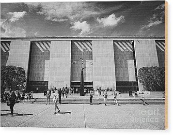 smithsonian national museum of american history building Washington DC USA Wood Print