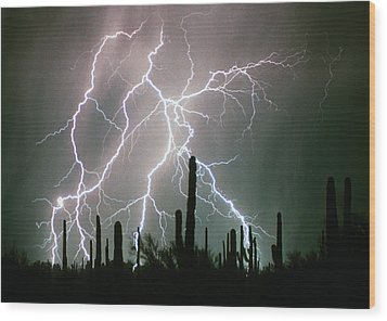 Striking Photography Wood Print by James BO  Insogna