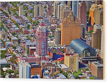 Symphony House Condo 440 South Broad Street Philadelphia Pa 19146 4901 Wood Print