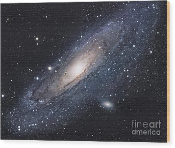 The Andromeda Galaxy Wood Print by Robert Gendler