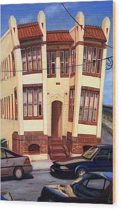 111 Oriental Avenue Wood Print