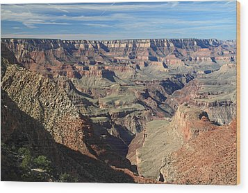 Grand Canyon National Park Wood Print by Pierre Leclerc Photography