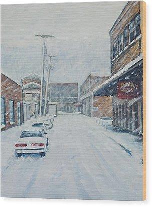 18th From Smallman Wood Print by Erik Schutzman