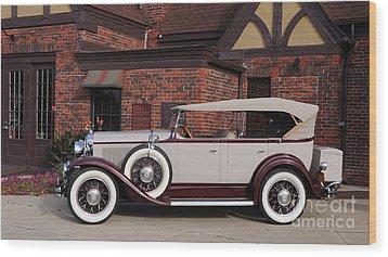 1930 Buick Phaeton Wood Print