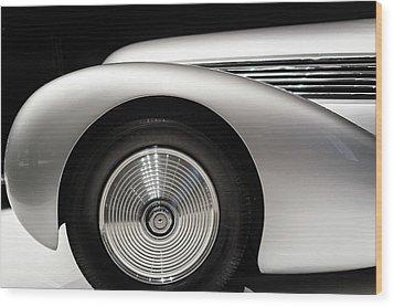 1938 Hispano-suiza H6b Xenia Wood Print