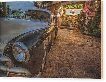 1952 Chevy  Wood Print
