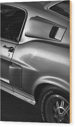 1968 Ford Mustang Shelby Gt 350 Wood Print by Gordon Dean II