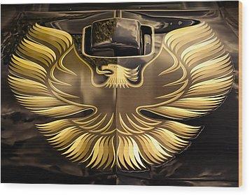 1979 Pontiac Trans Am  Wood Print